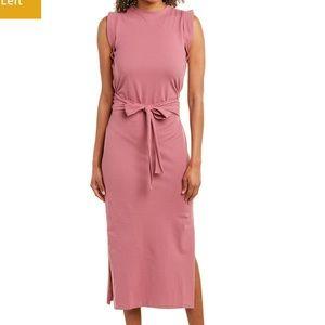 BISHOP + YOUNG Wrap Back Dress